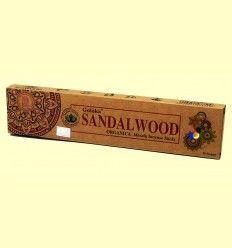 Incienso Sandalwood - Goloka - 15 gramos