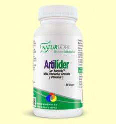 Artilíder - Articulaciones - Naturlíder - 60 cápsulas