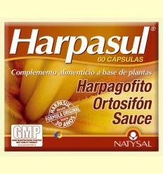 Harpasul - Articulaciones - Natysal - 60 cápsulas