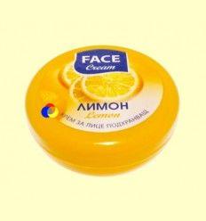 Crema Hidratante Facial de Limón Despigmentante y Antimanchas - Biofresh - 110 ml