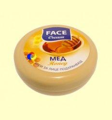Crema Hidratante Facial de Miel Estimulante Celular - Biofresh - 110 ml