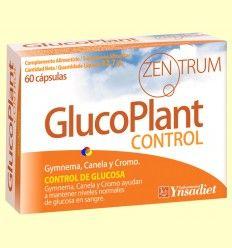 Zentrum Glucoplan Control - Control de la glucosa - Ynsadiet - 60 cápsulas