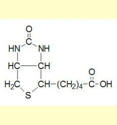 Vitamina B8 Biotina - Artículo informativo