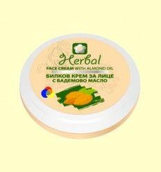 Crema Facial Herbal de Almendras - Biofresh - 75 ml