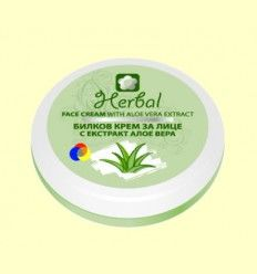 Crema Facial Herbal de Aloe Vera - Drugui - 75 ml