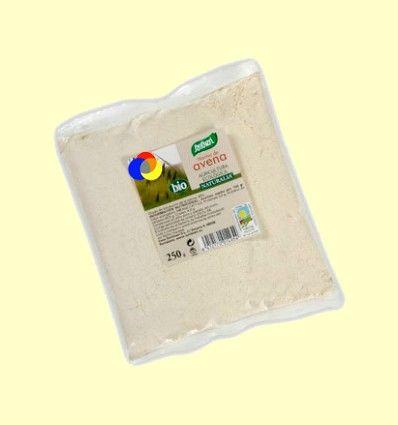 Harina de Avena Bio - Santiveri - 250 gramos