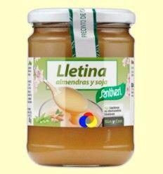 Vitamfruit 1 Lletina Almendras y Soja - Santiveri - 500 gramos ******