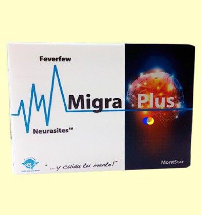 MigraPlus - Dolor de Cabeza - MontStar - 45 cápsulas
