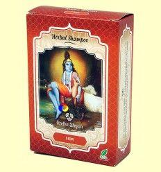 Sidr Champú Herbal - Radhe Shyam - 100 gramos
