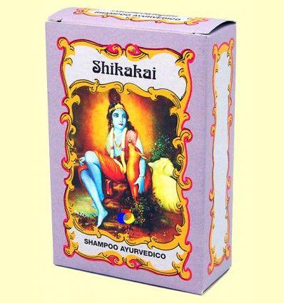 Shikakai Champú Ayurvedico - Radhe Shyam - 100 gramos
