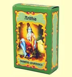 Aritha Champú Ayurvedico - Radhe Shyam - 100 gramos