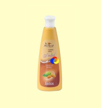 Leche Limpiadora de Almendras - Biofresh - 200 ml