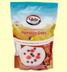 Copos de Avena Sin Gluten - Glebe Farm - 450 gramos