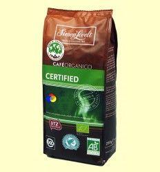 Café Molido Orgánico Certified - Simon Lévelt - 250 gramos