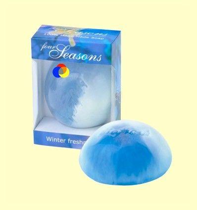 Jabón de Tocador de Glicerina Invierno - Biofresh Cosmetics - 100 gramos