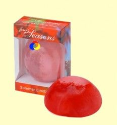 Jabón de Tocador Verano Four Seasons - Biofresh - 100 gramos