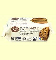 Galletas Chocolate Sin Gluten - Doves Farm - 180 gramos