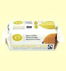 Galletas de Limón Sin Gluten - Doves Farm - 150 gramos