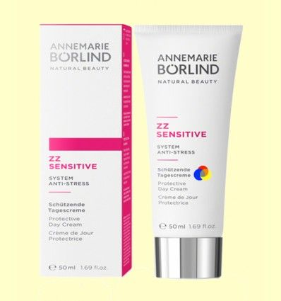 ZZ Sensitive Crema de Día Protectora - Anne Marie Börlind - 50 ml