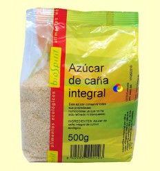 Azúcar de Caña Integral Bio - BioSpirit - 500 gramos