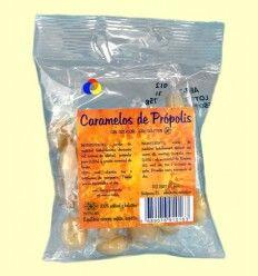 Caramelos de própolis sin azúcar - Propolmel - 75 gramos