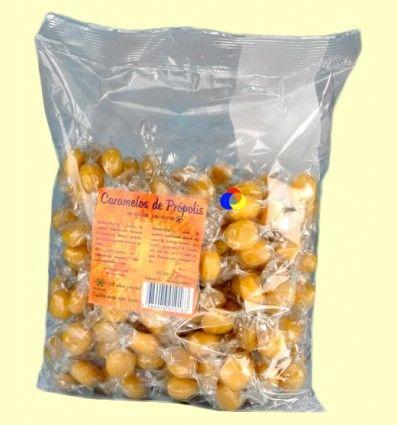 Caramelos de própolis sin azúcar - Propolmel - 500 gramos
