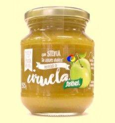 Mermelada Ciruela con Stevia - Santiveri - 295 gramos