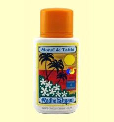 Aceite Protector Solar Monoï de Tahiti Factor 4 - Radhe Shyam - 150 ml
