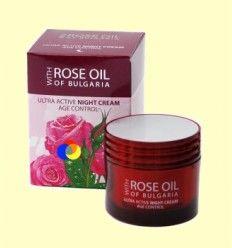 Crema Nutritiva Noche Multi Activa - Biofresh Regina Roses - 50 ml