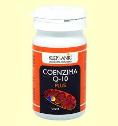Coenzima Q-10 Plus 700 mg - Antioxidante Natural - Klepsanic - 60 cápsulas