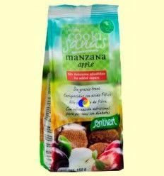 Galletas Cookisanas Manzana - Santiveri - 150 gramos