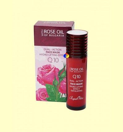 Mascarilla Facial Doble Activa Q10 - Biofresh Regina Roses - 100 ml