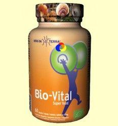 Bio Vital - Hifas da Terra - 60 cápsulas