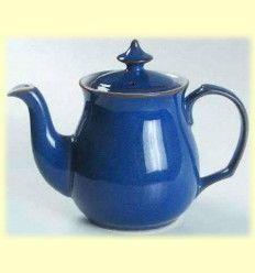 Tes azules o Té Azul (Oolong o semifermentados)