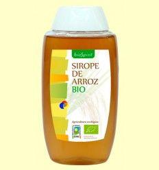 Sirope de Arroz Bio - BioSpirit - 400 gramos