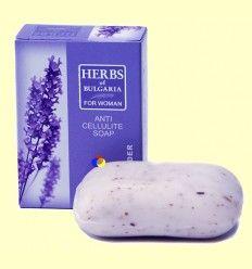 Jabón Anticelulítico - Lavanda - 100 gramos