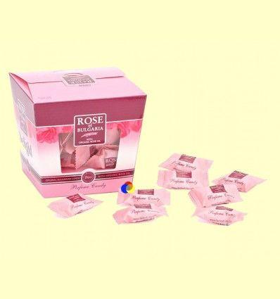 Caramelos con Aceite de Rosa - Nutri Cosmética - 100 gramos *