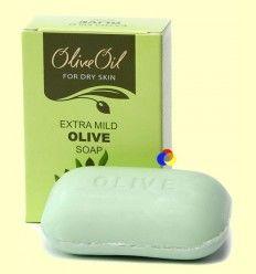 Jabón Natural Pieles Sensibles - Olivo - 100 gramos ******