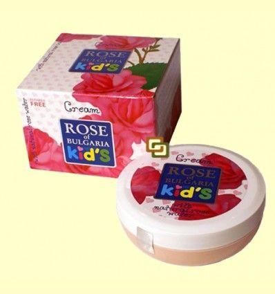 Crema Hidratante Infantil - Rose of Bulgaria - 75 ml