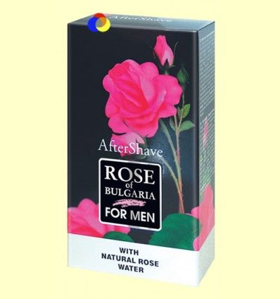 Aftershave Caballero - Rose of Bulgaria - 100 ml
