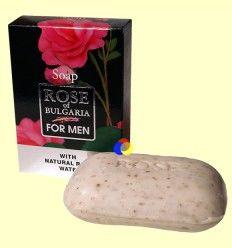 Jabón Natural de Rosa Caballero - Biofresh Rose of Bulgaria - 100 gramos