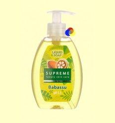 Jabón Liquido Con Aceite de Babassú - Supreme - 300 ml