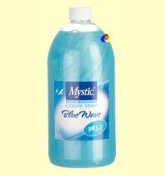 Jabón Líquido Mystic Ola Azul Recambio - Drugui - 1 litro