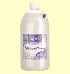 Jabón Líquido Mystic Pureza Natural Recambio - Drugui - 1 litro