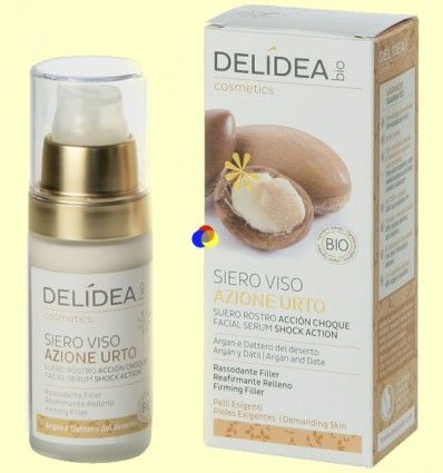 Suero facial con Argán & Dátil - Delidea - 30 ml