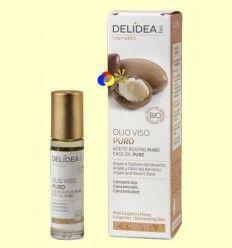 Aceite facial de Argán y Dátil del desierto - Delidea - 10 ml