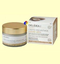 Crema facial antiedad - Delidea - 50 ml