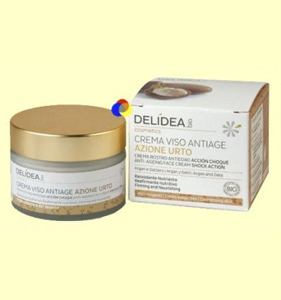Crema facial antiedad - Delidea - 50 ml