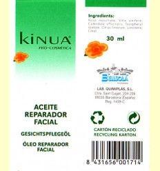 Aceite Reparador Facial - Kinua - 30 ml
