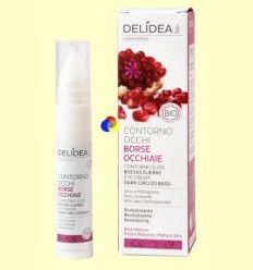 Contorno de ojos, bolsas y ojeras - Delidea - 10 ml
